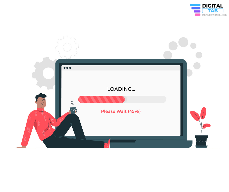 website page load speed