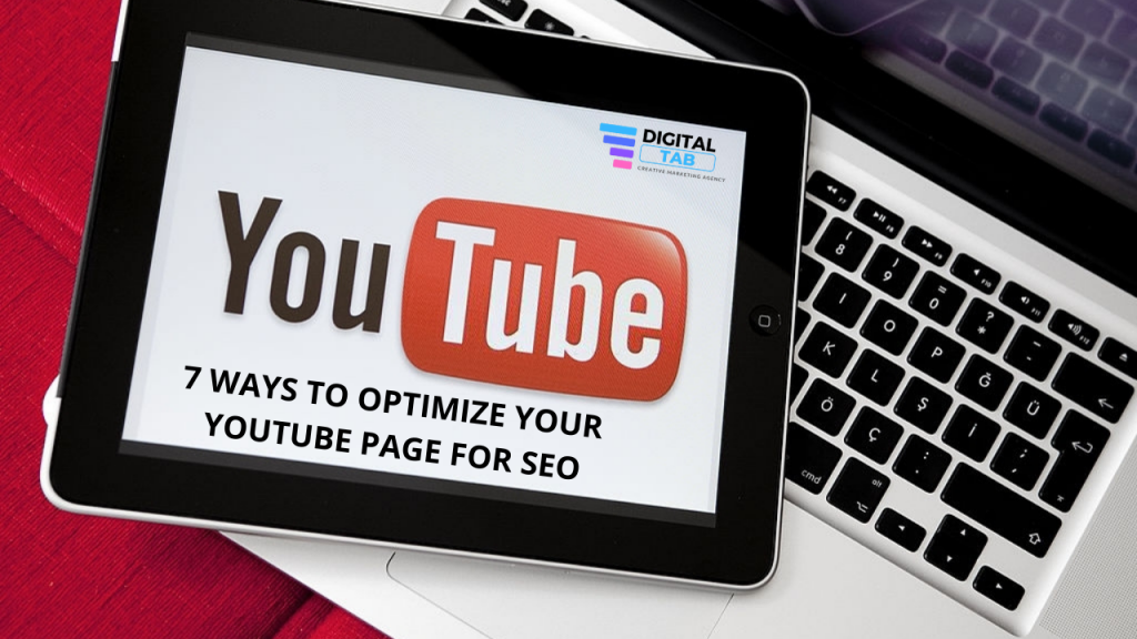 YOUTUBE OPTIMIZATION FOR YOUR PAGE